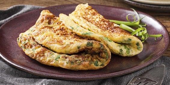 Dia Mundial Sem Carne: Omelete Tradicional