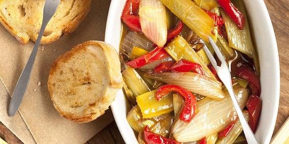 Dia Mundial Sem Carne: Salada de Legumes Assada
