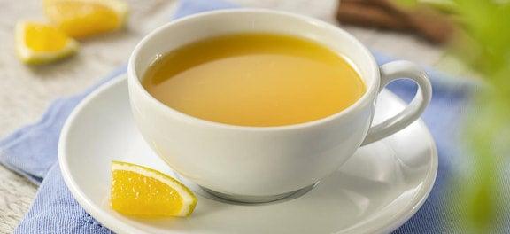 Safra de Março: Gengibre, Chá de Laranja, Gengibre e Canela