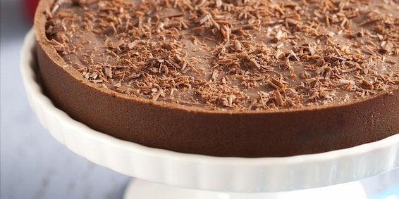 Dueto Nescau + Moça: Torta Gelada de Nescau